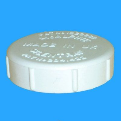 McAlpine Top Cap Nut for Air Admittance Traps - 39004059